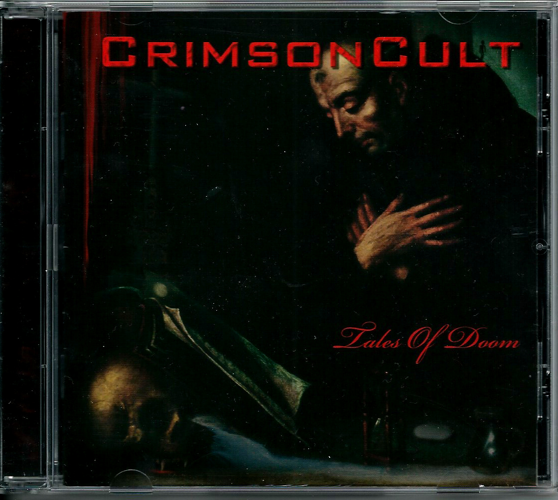 Crimson Cult Tales Of Doom 2012