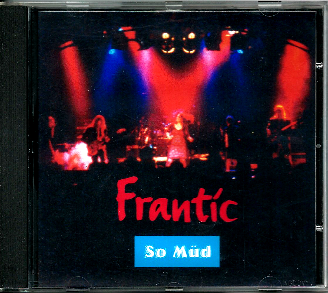Frantic So Müd 1999