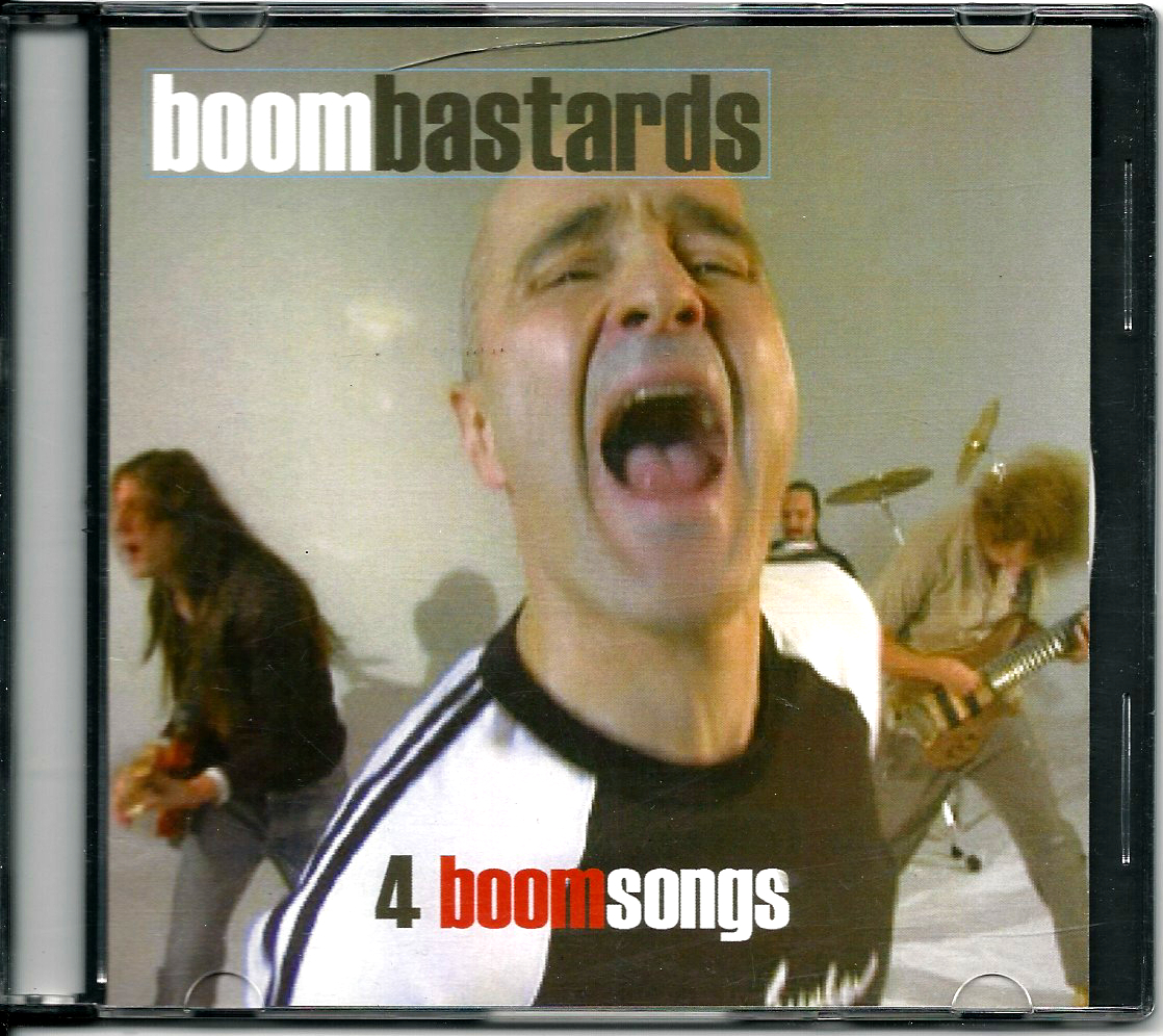 boombastards 4 boomsongs 2004