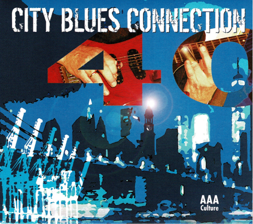 City Blues Connection 40 Years